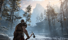 God of War PS4 Preview