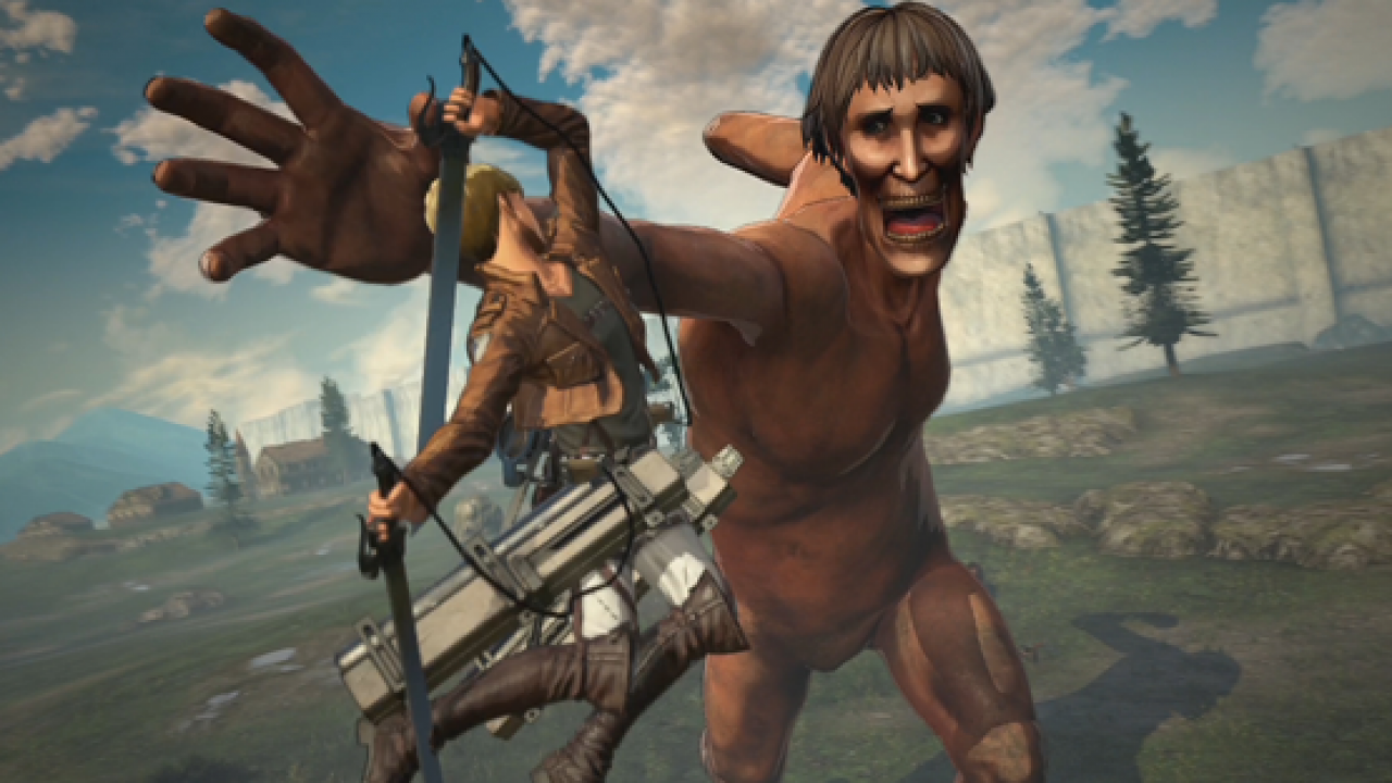 Attack On Titan 2 Review From A Different Perspective Ps4