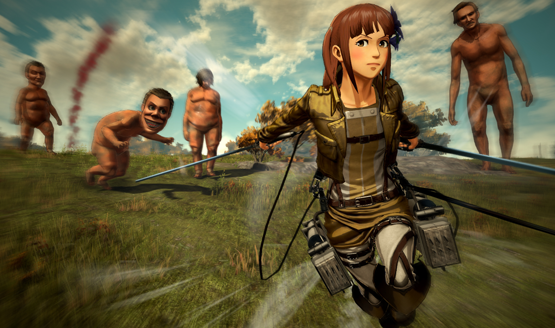 Attack on Titan 2 Review - From a Different Perspective (PS4)