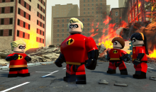LEGO The Incredibles Game