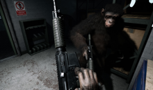 Crisis on the planet of the apes vr review