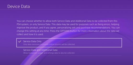 PS4 system software update 5.53