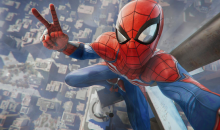 Spider-man ps4 photo mode PS4 Pro