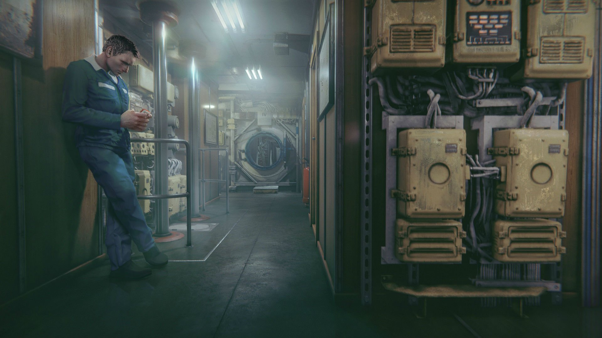 Brand New Kursk Trailer Shows Life aboard a Submarine