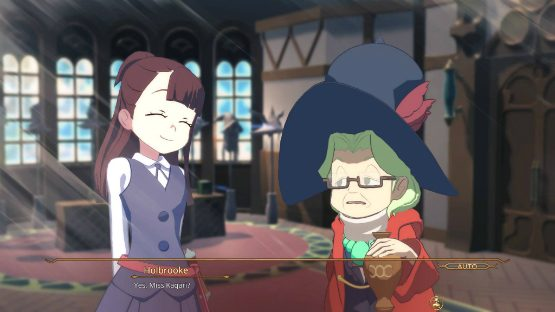 Little Witch Academia PS4 review