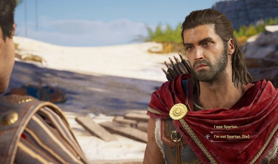assassins creed odyssey choices