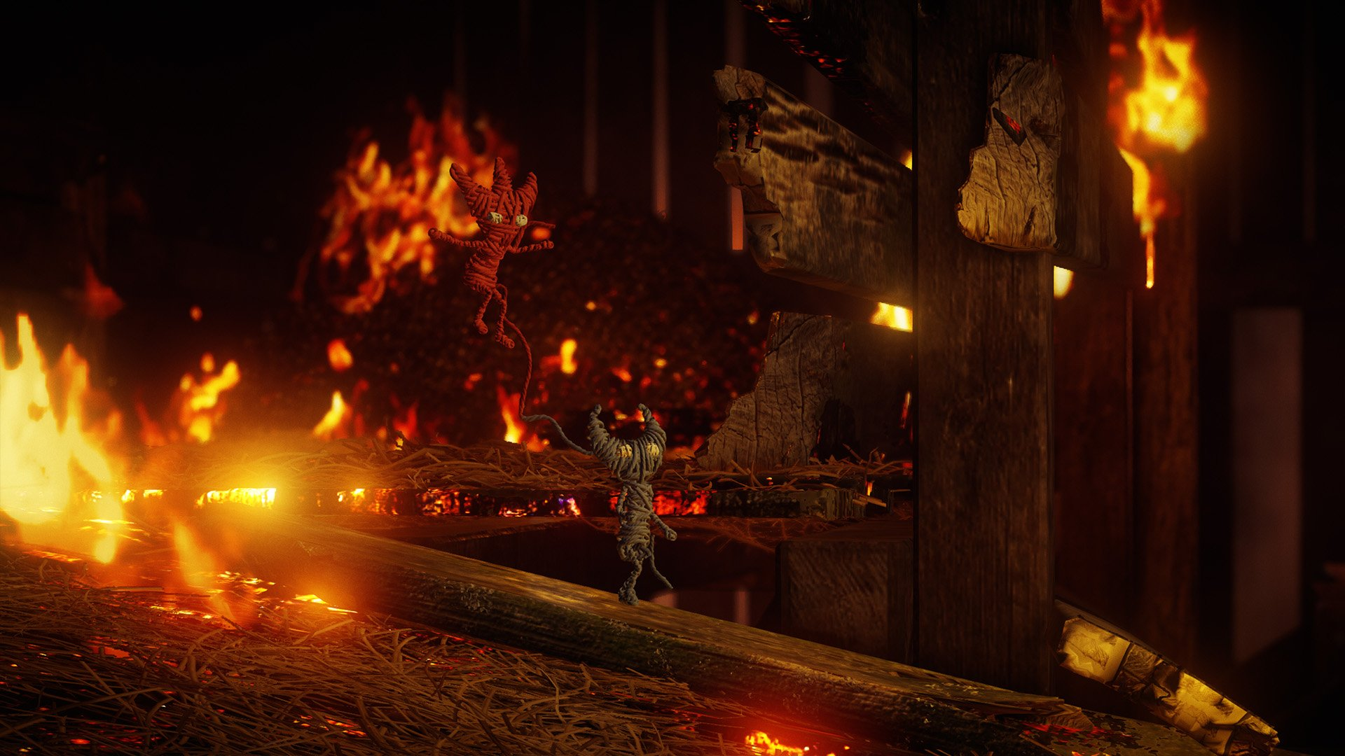Unravel Two Review - Yarning To Be More (PS4)