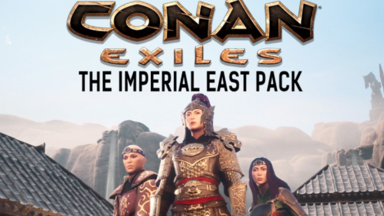 Conan Exiles DLC Out Now, Adds new Armor and Gear