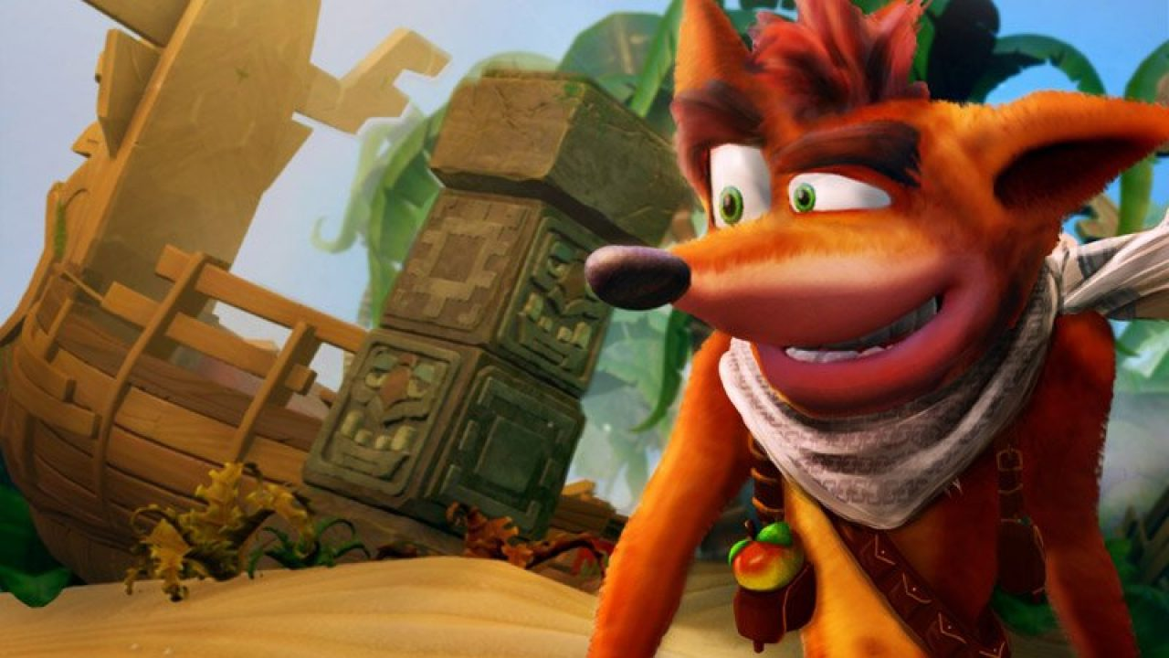 Crash Bandicoot PS4 HDR Support and New Level Added