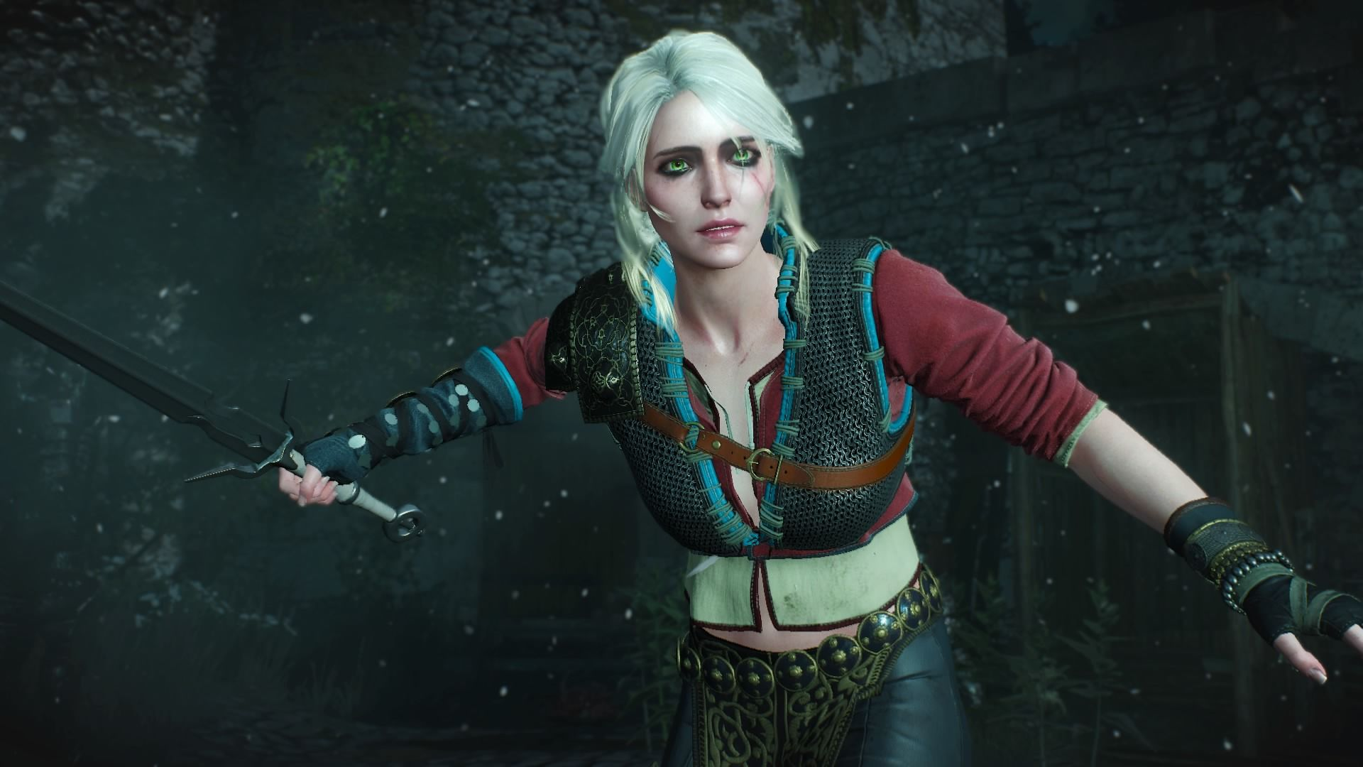 The Witcher 4 Should See Ciri as the Heroine, Says Geralt