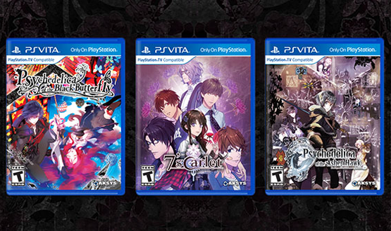 Aksys summer of mystery giveaway