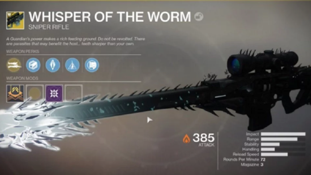 Destiny 2 Secret Mission Gives Exotic Weapon, VoG Reference, New Lore