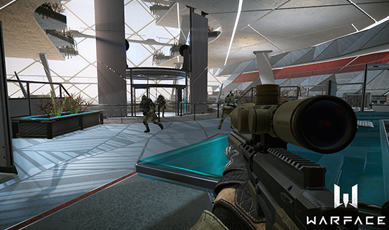 Warface ps4 hands on preview 2