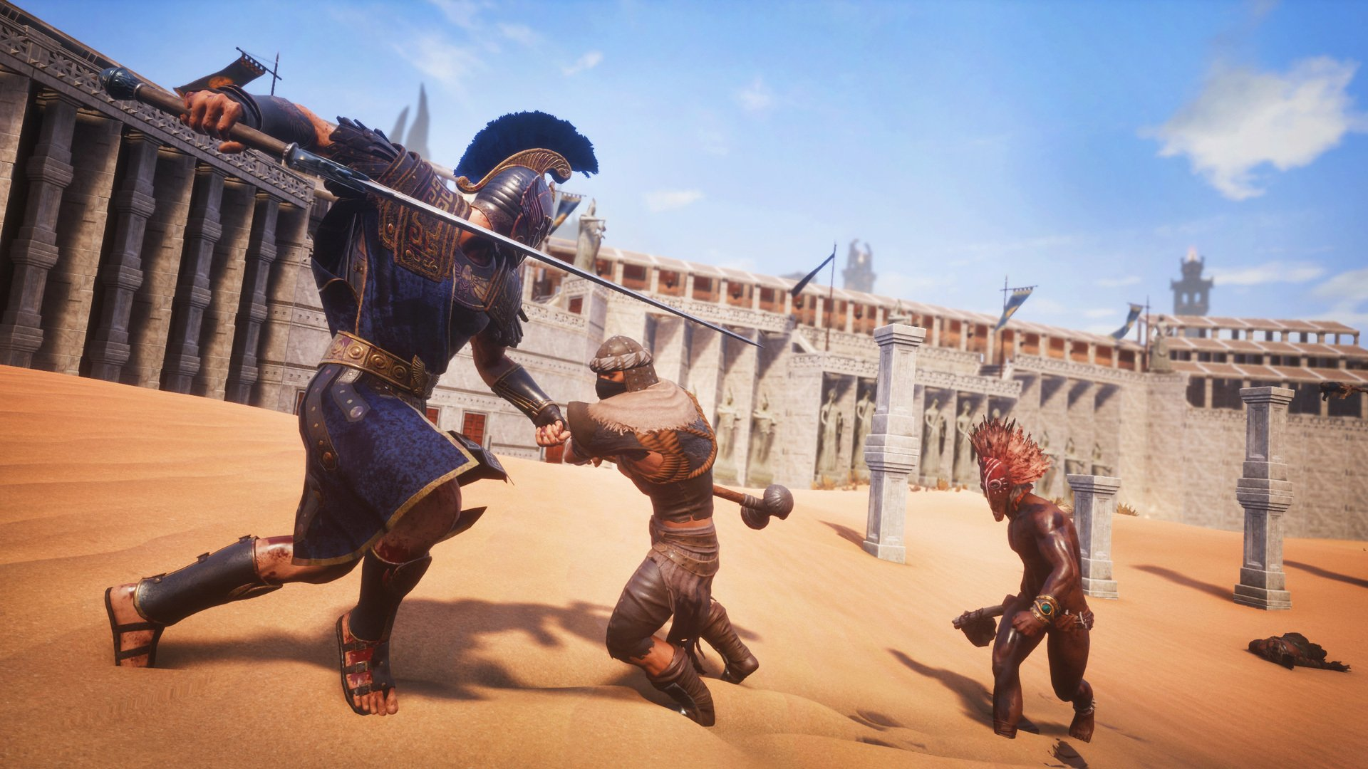 Conan Exiles New DLC, Jewel of the West, Launches Next Month