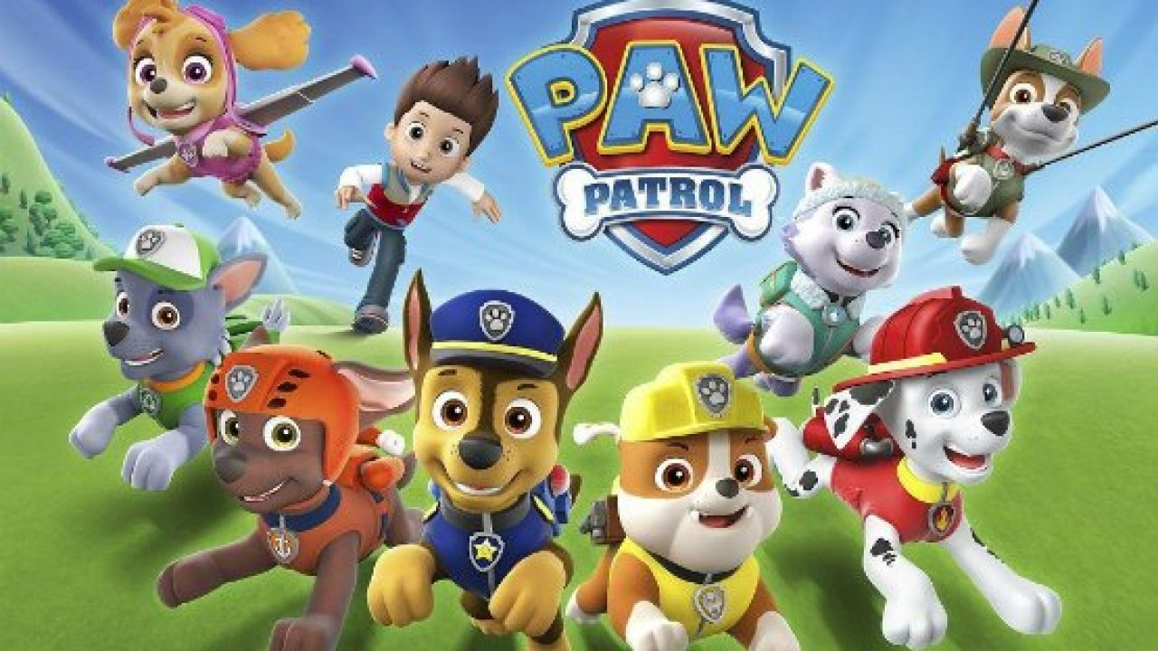 f422612de41 Paw Patrol PS4 Game Announced by Nickelodeon and Outright Games
