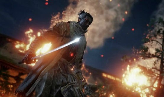 Sekiro Shadows Die Twice Gameplay Shows Corrupted Monk