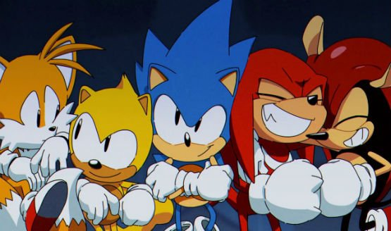 new sonic mania plus characters won t appear in modern sonic games