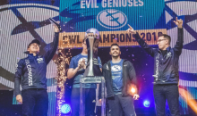 Call of duty world league championship final standings earnings Evil Geniuses