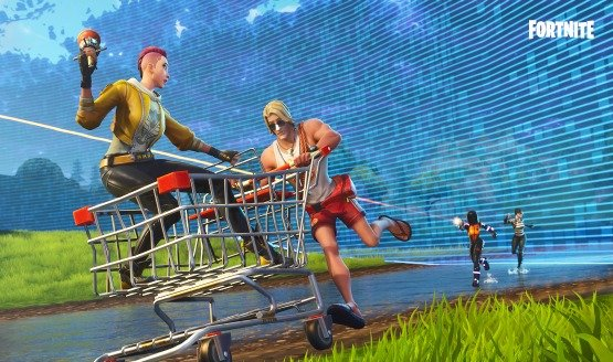 Fortnite Mouse Position Bug Fortnite Update Adds Limited Time Mode A New Gun And Improves Save The World