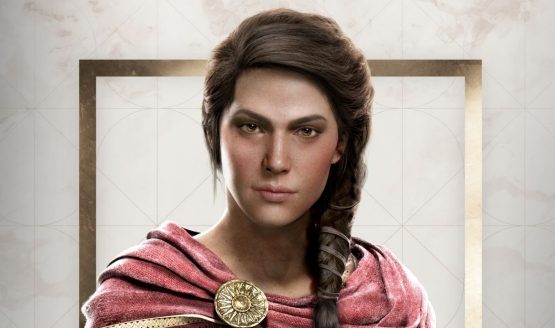 assassins creed odyssey characters