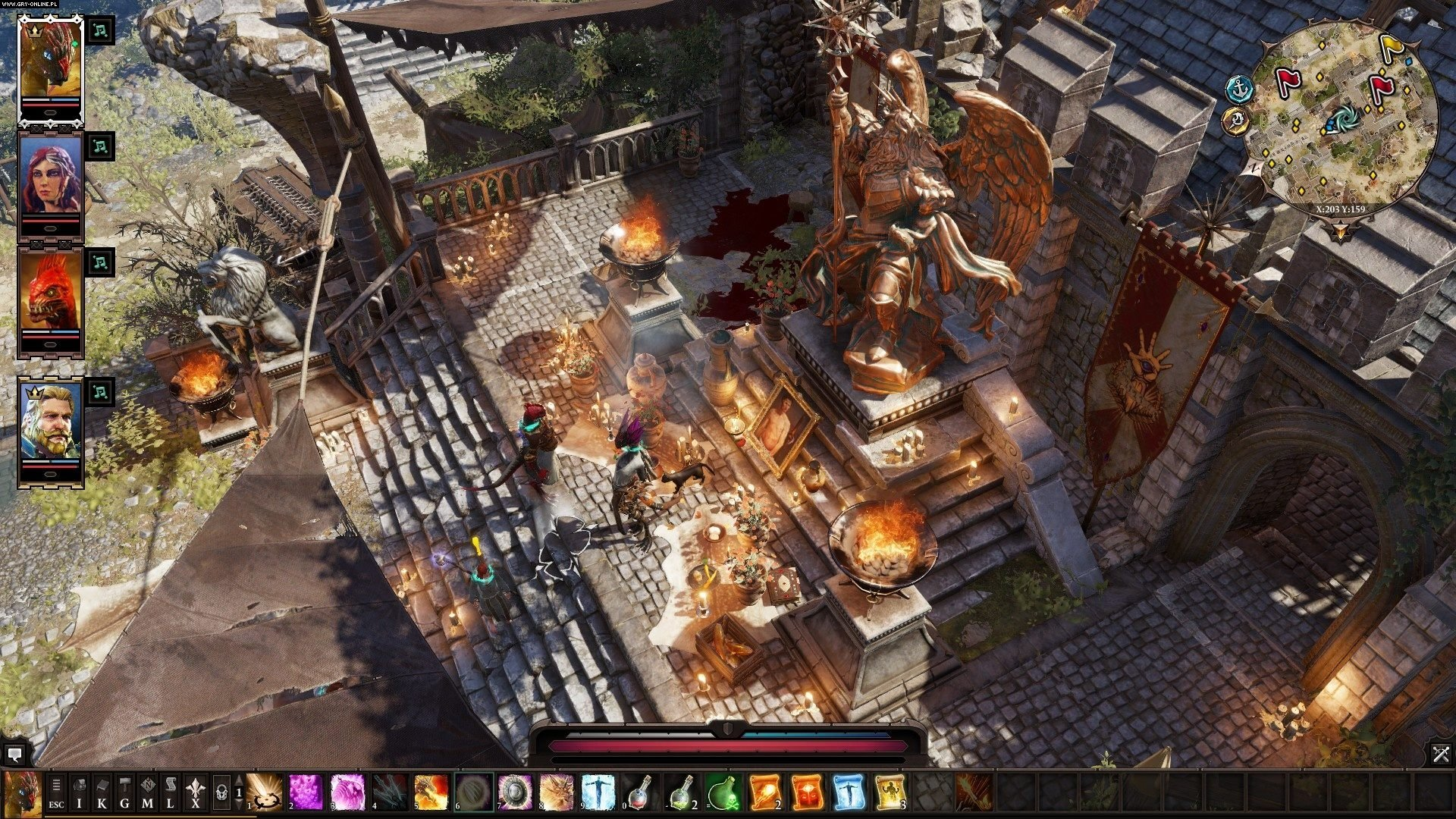 Divinity Original Sin 2 PS4 Preorder Lets You Play the First Act Now