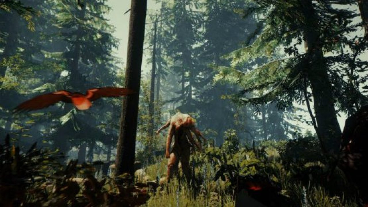 The Forest Ps4 Release Date Announced By Endnight Games