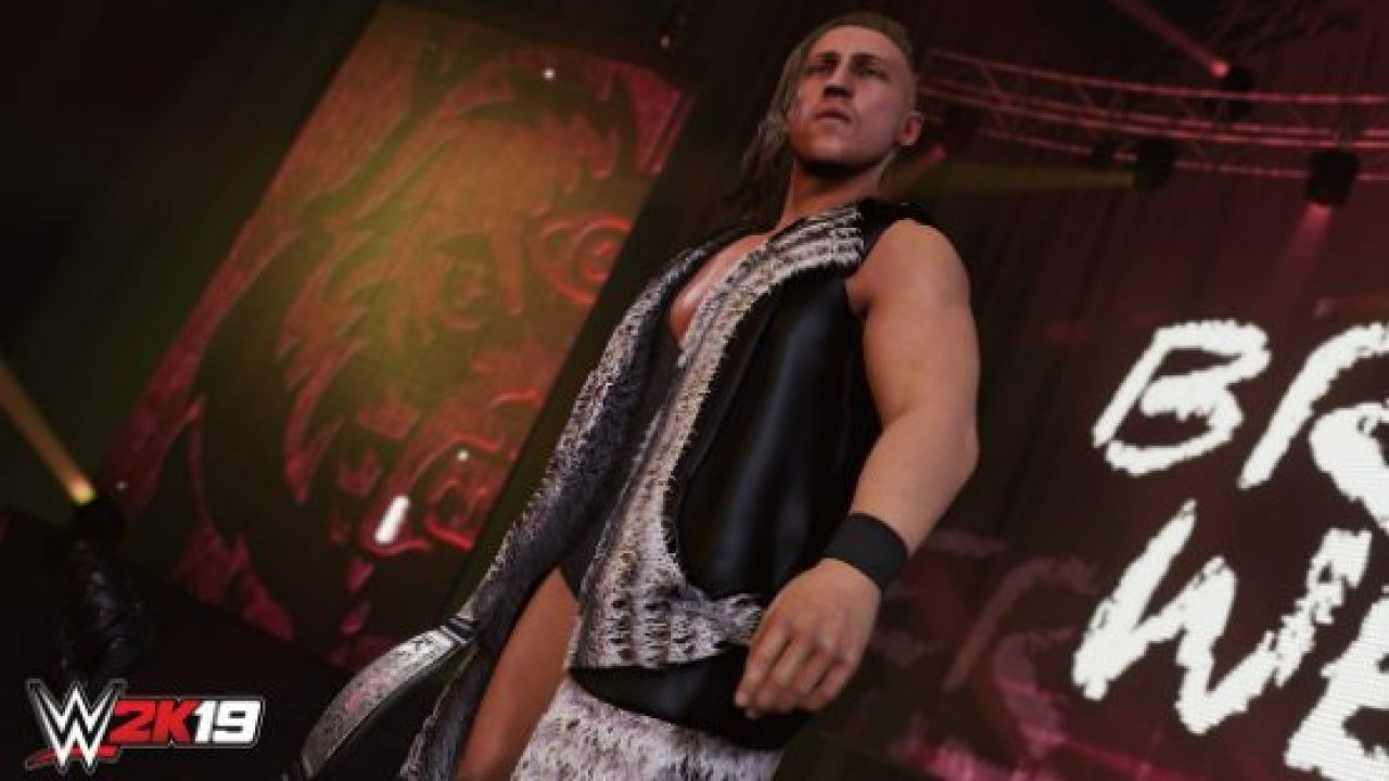 WWE 2K19 Roster Reveal Starts With NXT UK Talent