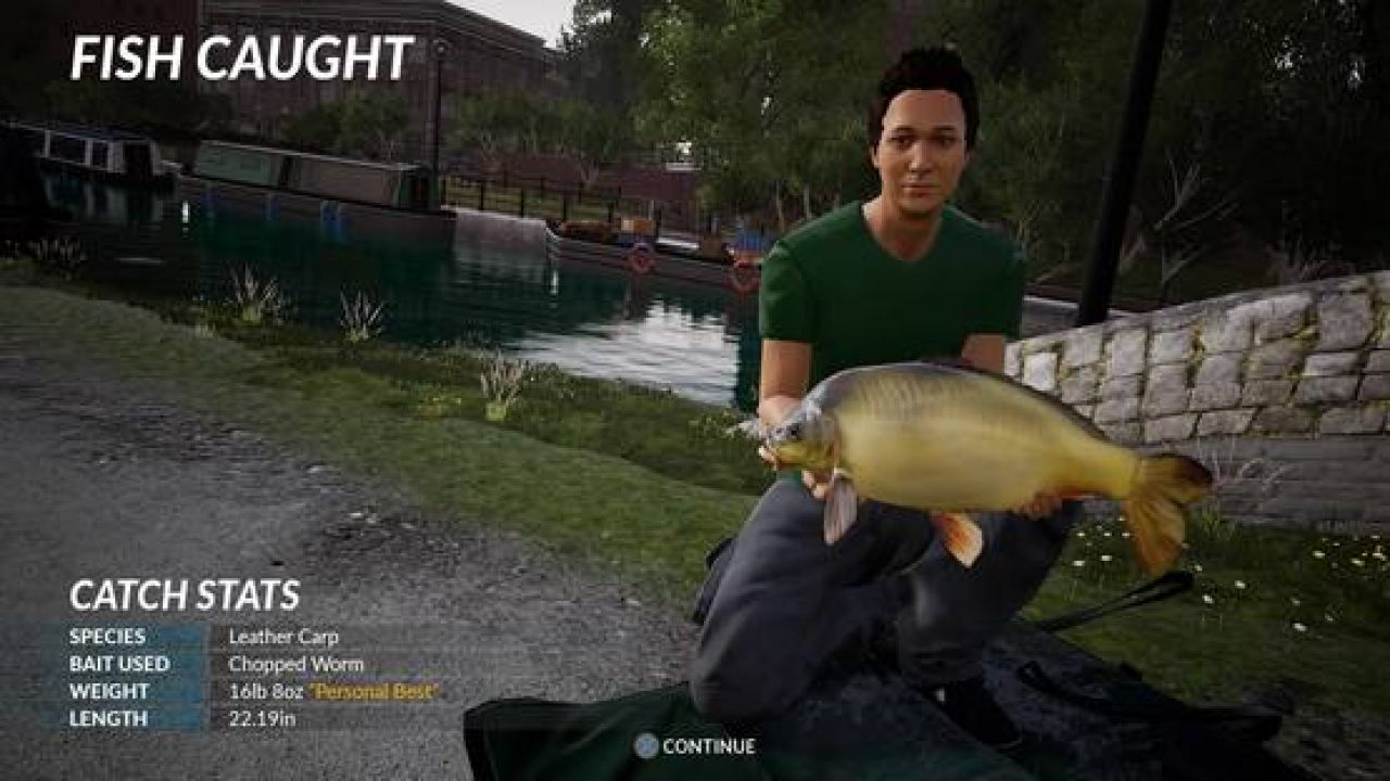 Fishing Sim World Ps4 Review Catch And Release