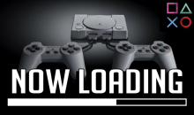 Now Loading PlayStation Classic games