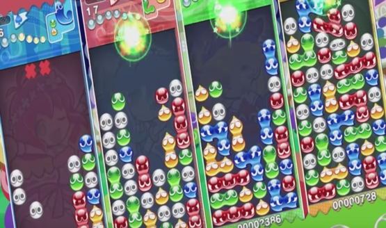 Sega Is Attempting to Make Puyo Puyo an Esports Staple