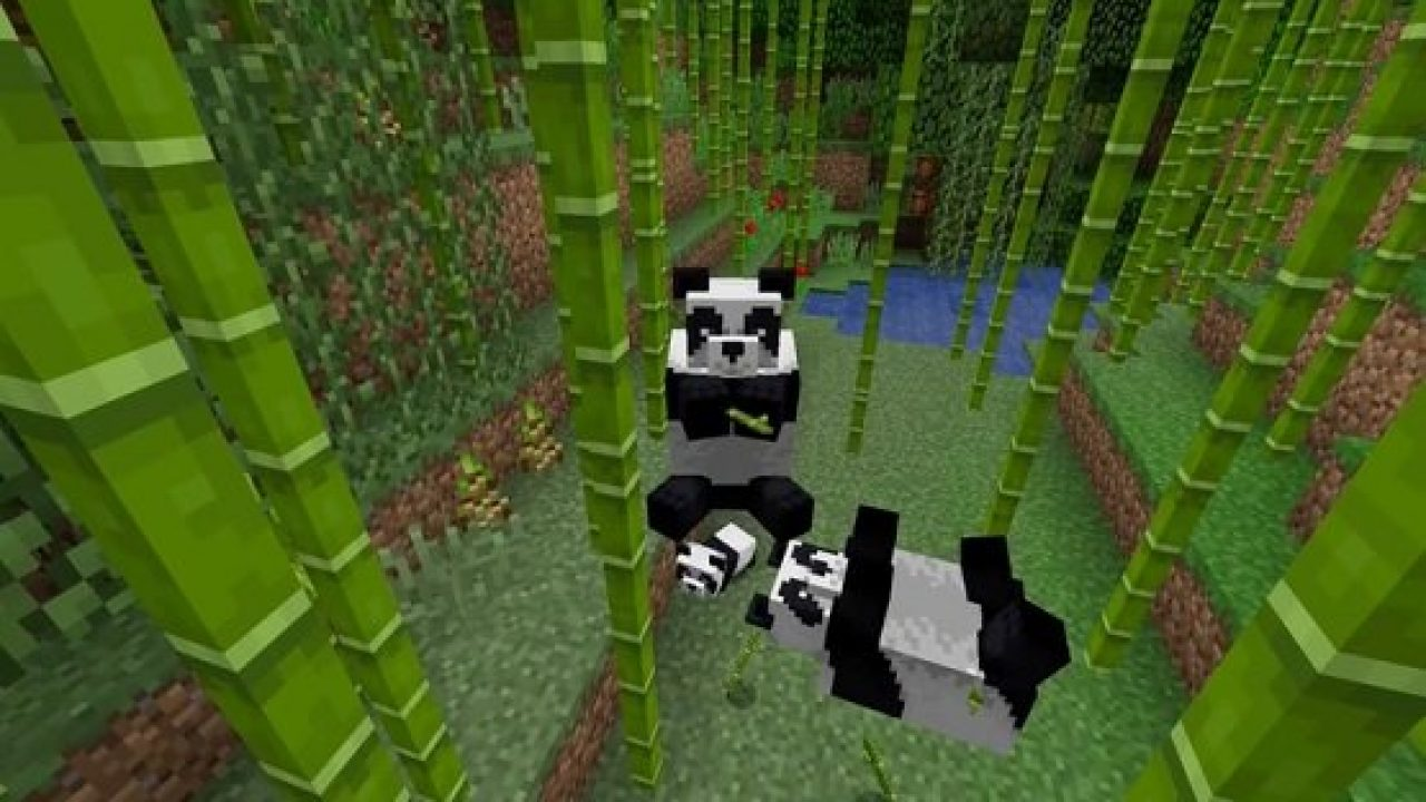New Minecraft Updates Will Add Villagers Pillagers And Pandas