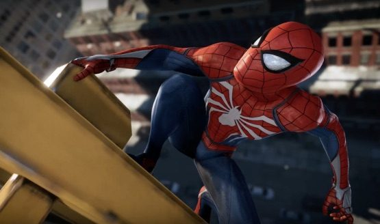 Spidey dons his new black suit in Spider-Man