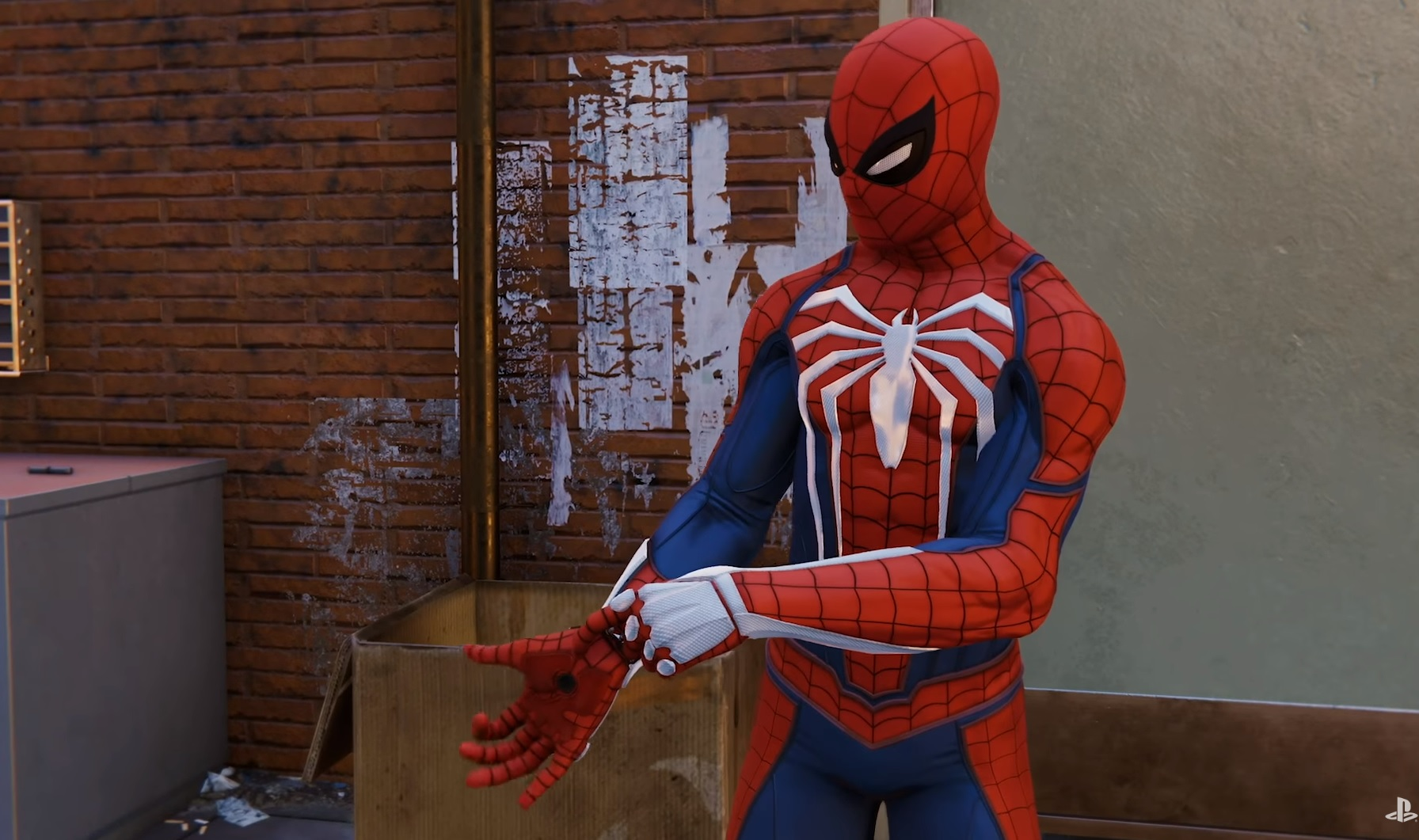 Learn How Insomniac Designed Marvel's Spider Man PS4 Suits
