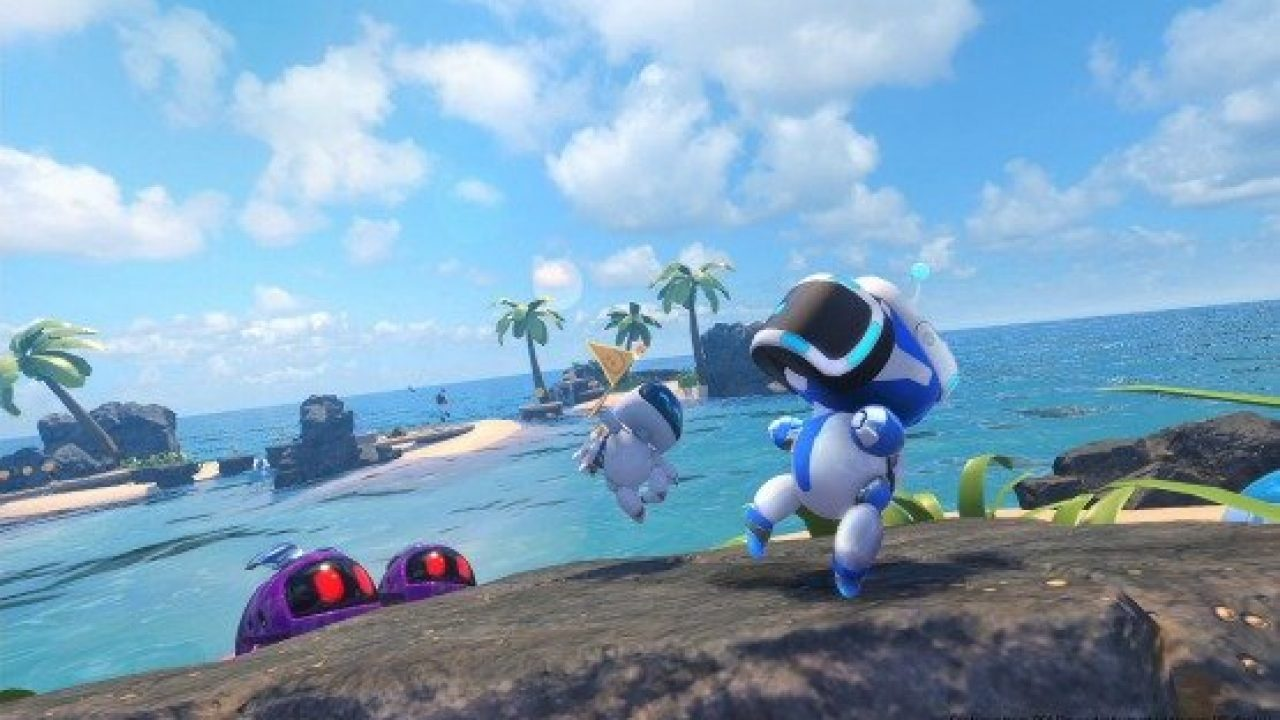 Astro Bot Rescue Mission Trophy List Includes Both Obvious