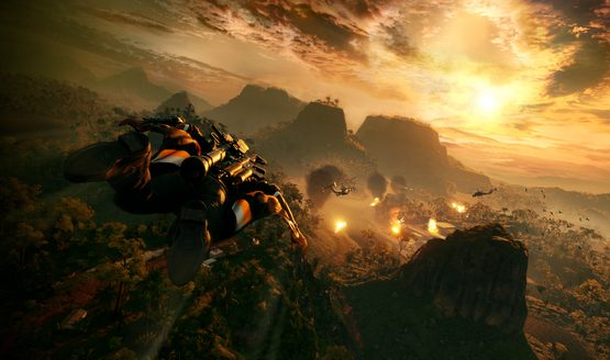 Just Cause 4 NYCC Hands-on Preview: Chaos Everywhere