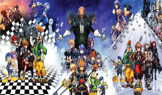 Kingdom Hearts -The Story So Far- Announced to Help Players Catch Up