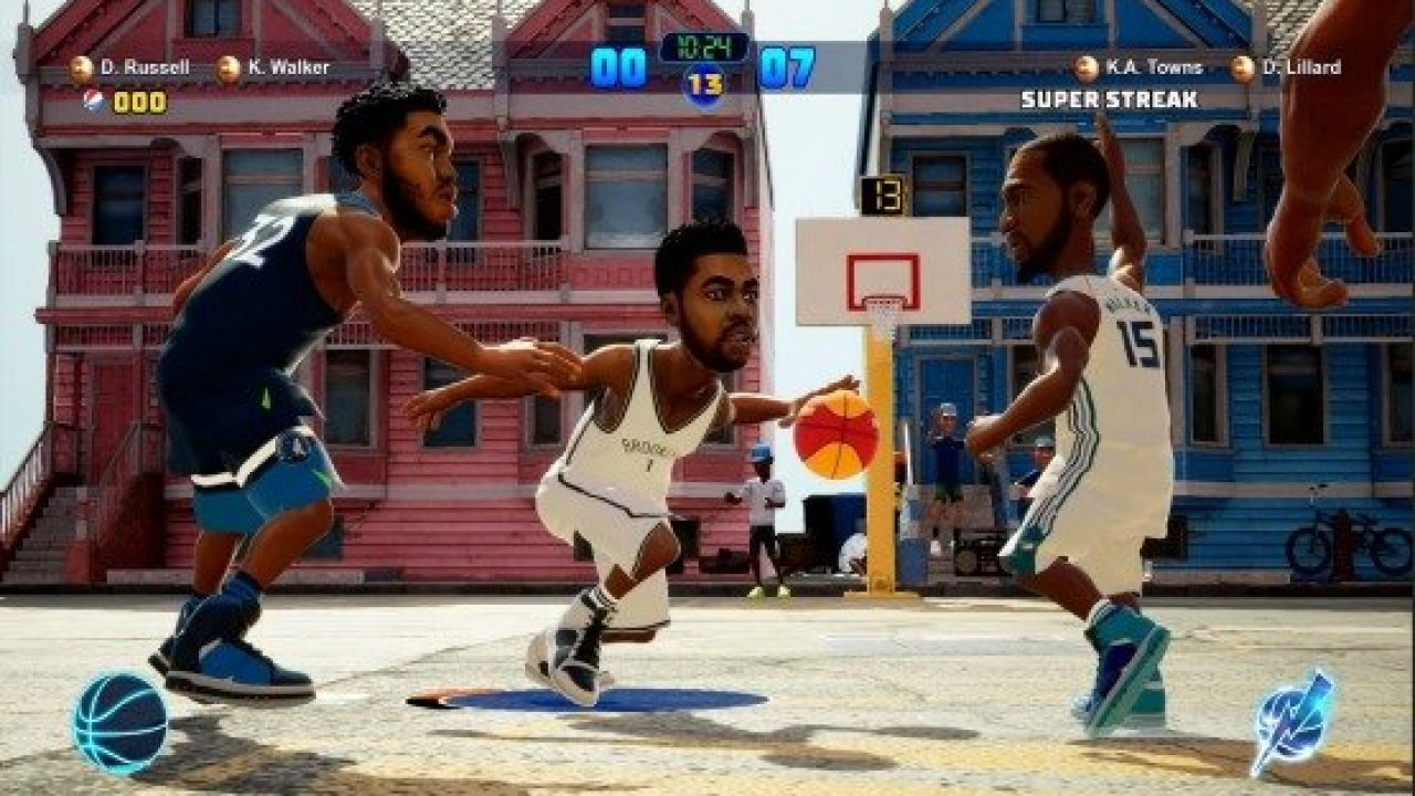 NBA 2K Playgrounds 2 PS4 Review – A Frustrating Brick