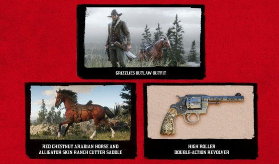 ps4 red dead redemption 2 early access