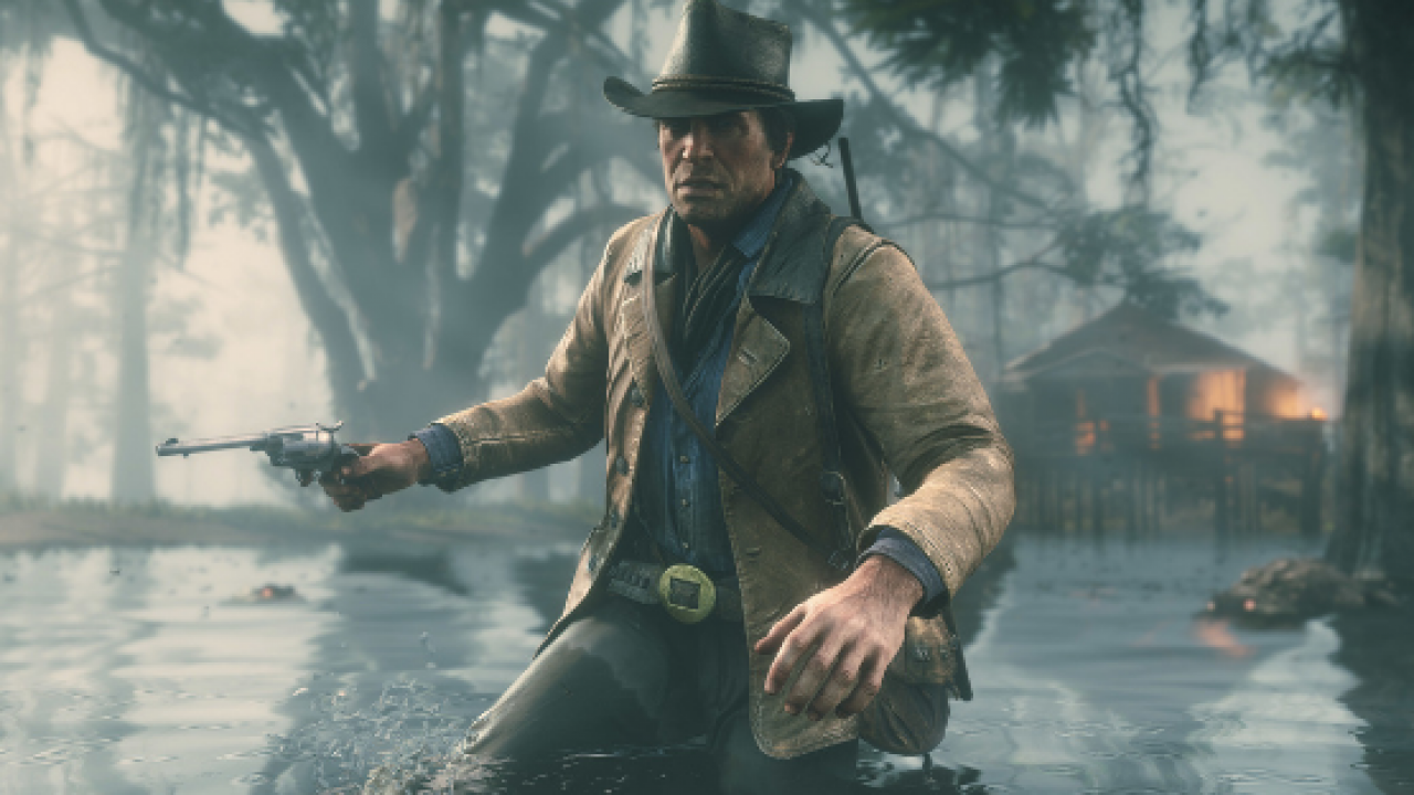 Red Dead Redemption 2 Early Release at GameStop, Best Buy