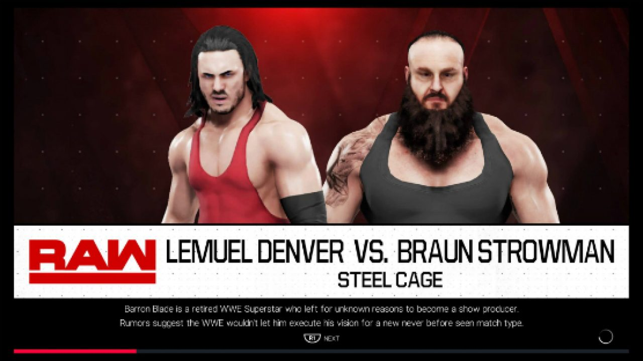 WWE 2K19 PS4 Review - Honed In A Sleeper Hold