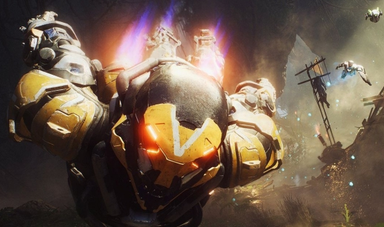 Anthem Director Calls the Focus on Gameplay 'Refreshing' for BioWare