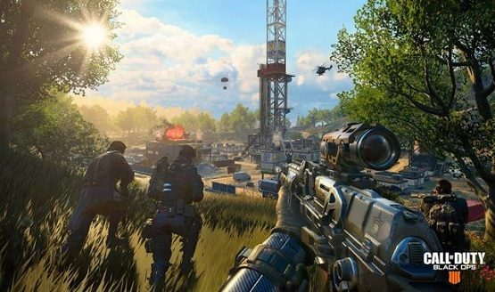Call of Duty: Black Ops 4 Requires 100 GB of Space, Full List of Launch Maps Revealed