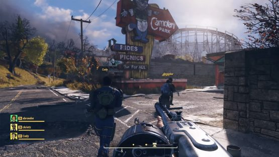 Fallout 76 Online Will Adapt To Players