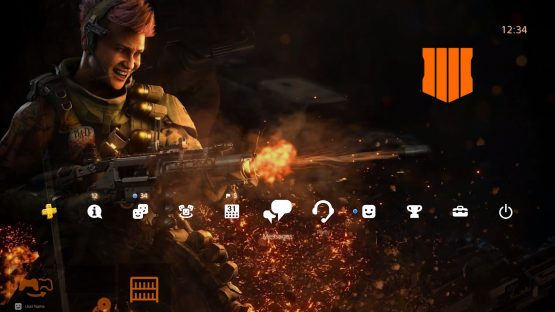Claim a Free Call of Duty: Black Ops 4 PS4 Theme With Its Launch Countdown Event
