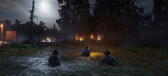Red Dead Redemption 2 Zombies