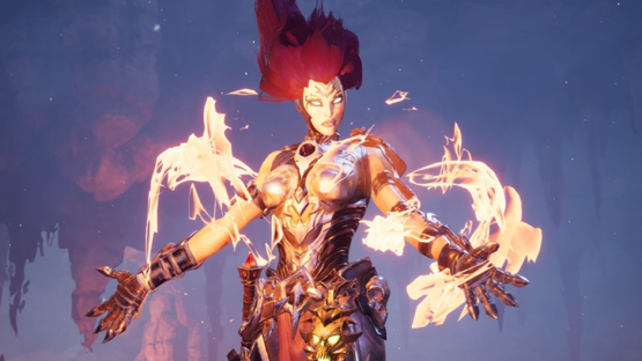 Darksiders 3 Review - The Furious Side of the Apocalypse (PS4)
