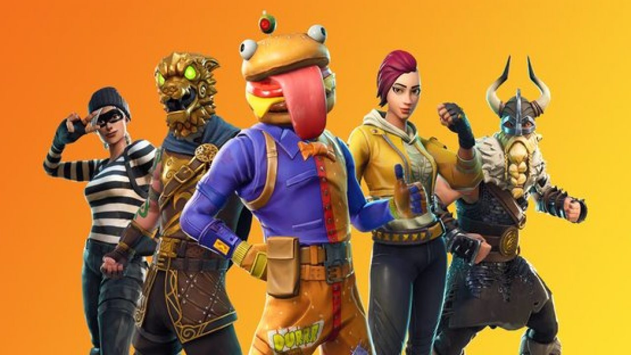 Epic's Fortnite Account Merge Feature Delayed Until Early 2019