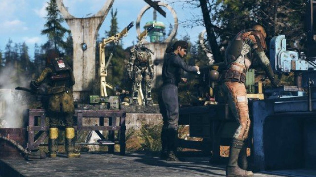 Fallout 76 Patch Dropping Soon With Settlement Improvements