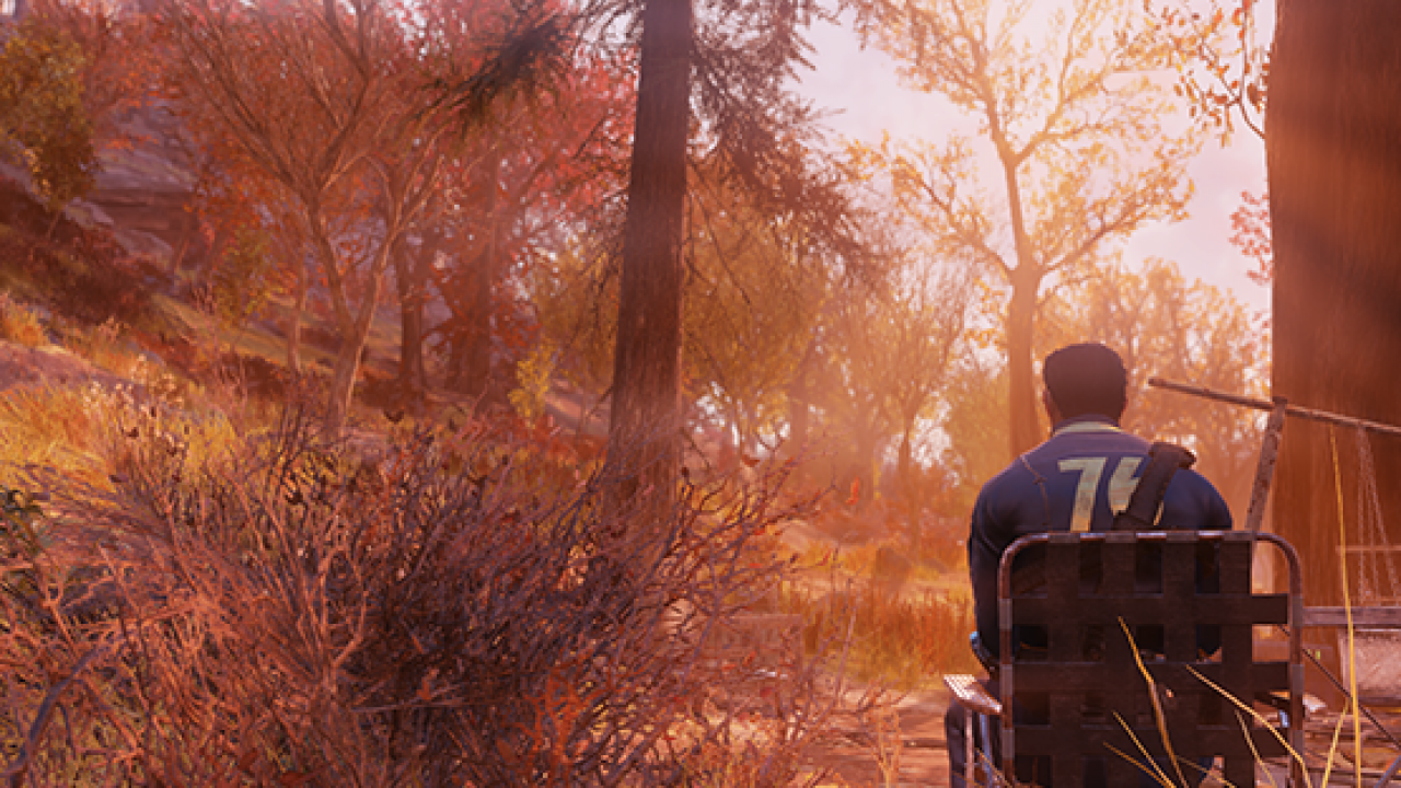 Fallout 76 PS4 Review - War Does Change (PlayStation LifeStyle)