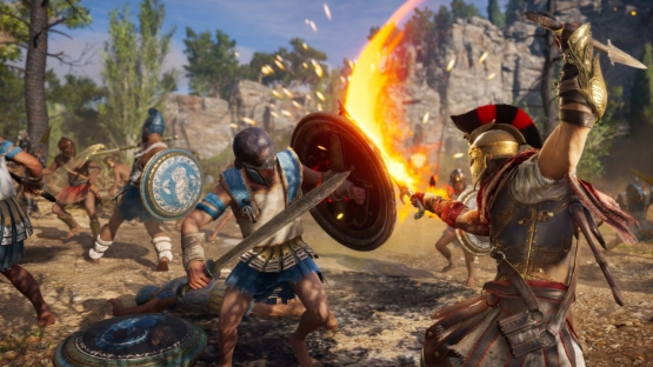 New Patch Adding Value to AC Odyssey Ability Points With New Skills